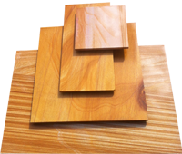 Six Sided Sawn Teak
