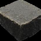 Charcoal Granite Setts 100×100