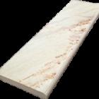 Fossil Mint Bullnose Steps